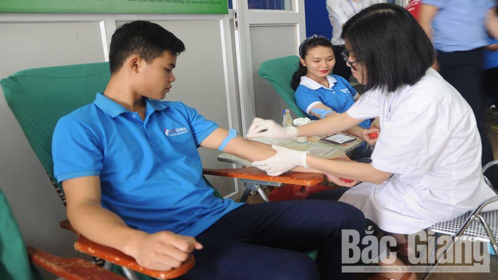 Vẫn khan hiếm lượng máu dự trữ nhóm O