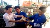 Ngân hàng Chính sách xã hội huyện Sơn Động đạt tổng dư nợ 432 tỷ đồng