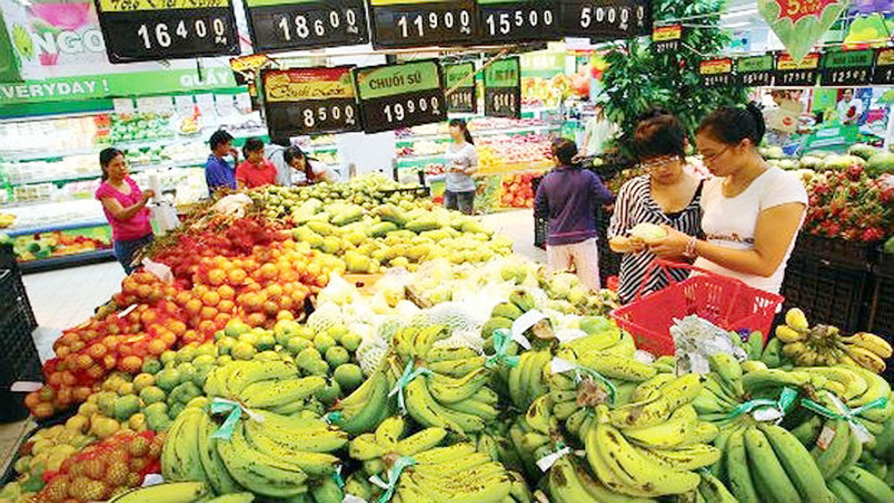 Vietnam's fruit and vegetable exports up 14.1% in eight months
