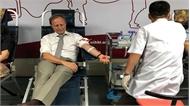Tình trạng khan hiếm nhóm máu O đã được cải thiện