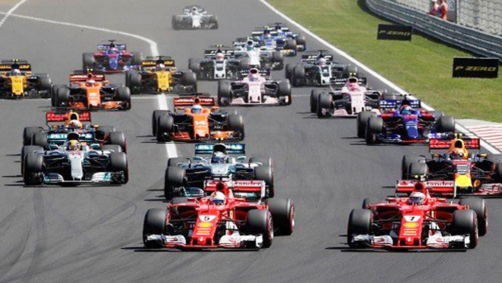 Hanoi plans to host Formula One