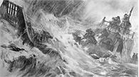 4 quân nhân Liên Xô trôi dạt trên biển 49 ngày giữa vòng vây cá mập
