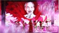 """Chương trình nghệ thuật đặc biệt: """"Bắc Giang- Thành phố Anh hùng"""""""