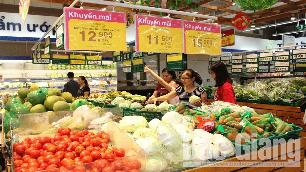 Bắc Giang triển khai 254 chương trình khuyến mại trong dịp nghỉ lễ 2-9