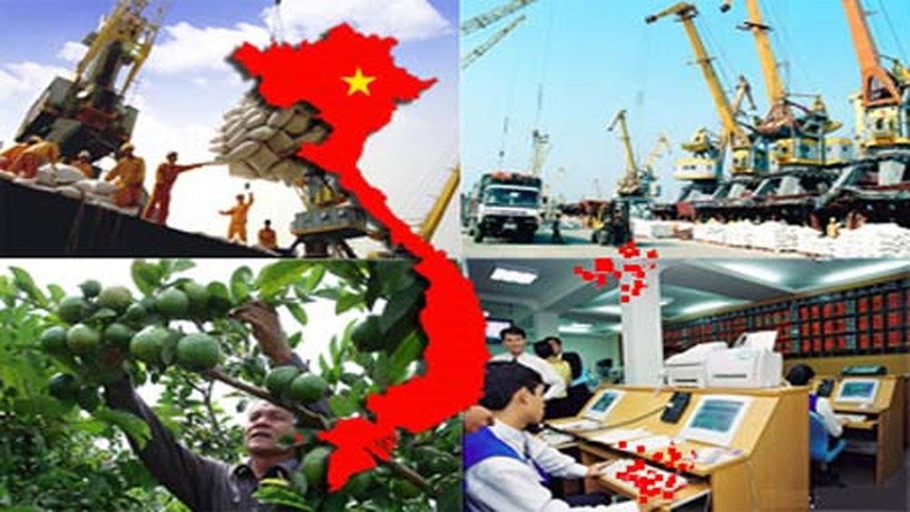 Những thành tựu kinh tế-xã hội của đất nước