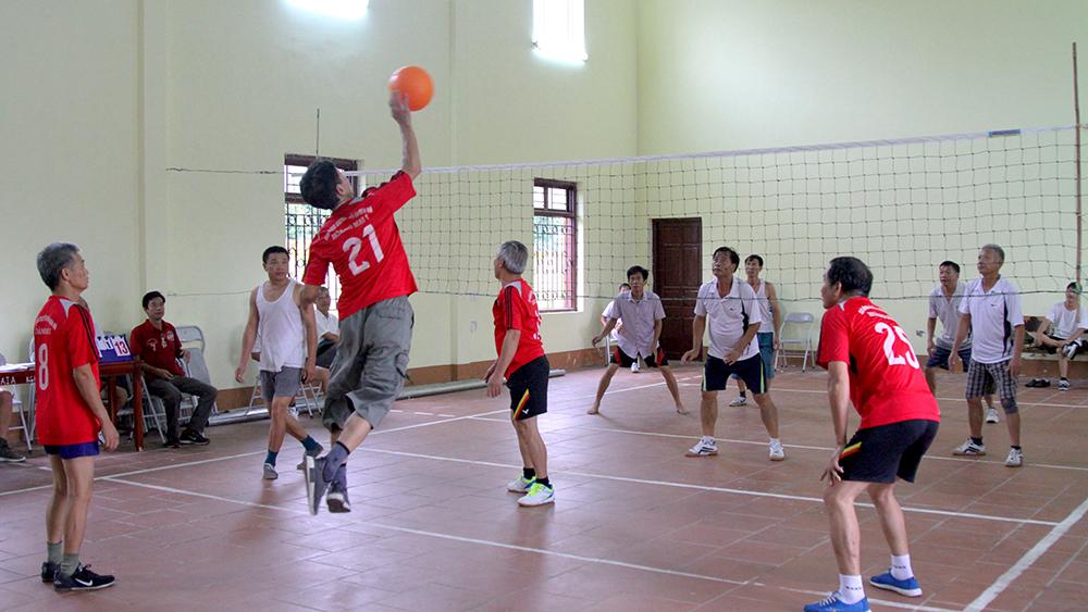 Huyện Việt Yên tổ chức nhiều hoạt động kỷ niệm Quốc khánh 2-9