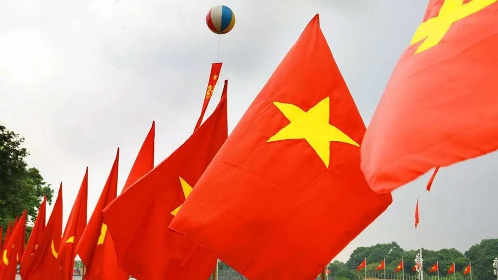 World leaders extend congratulations to Vietnam on National Day