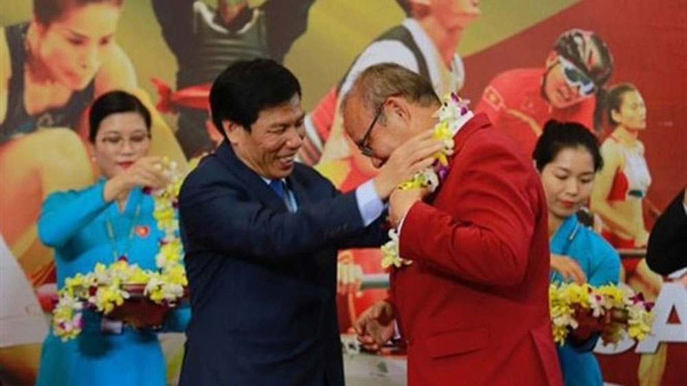 ASIAD 2018: Vietnamese delegation receive warm welcome at home