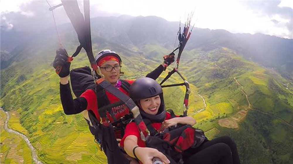 Paragliding festival to return to Yen Bai next month