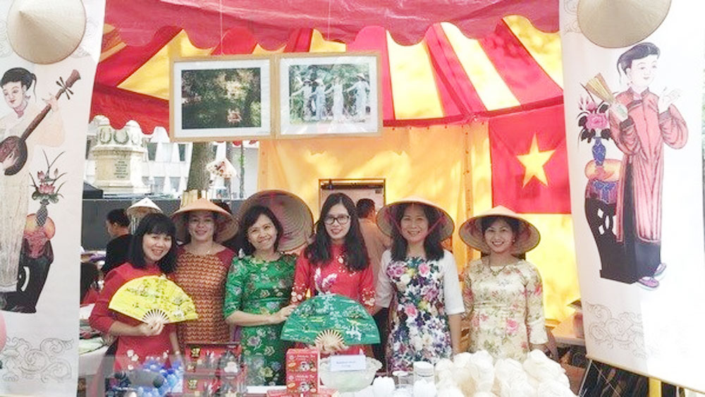 Vietnam participates in embassy festival in the Netherlands