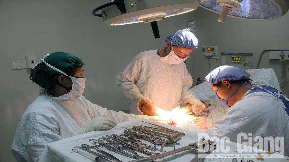 Bệnh viện tuyến tỉnh ứng dụng nhiều kỹ thuật chuyên sâu, giảm áp lực chuyển tuyến