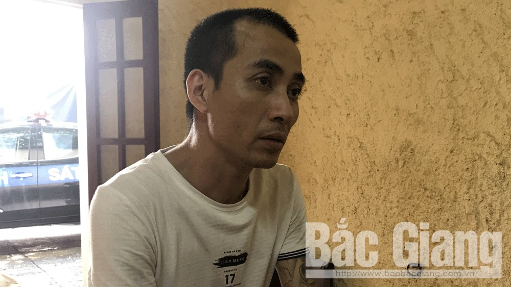 Công an TP Bắc Giang bắt đối tượng trộm cắp tại Bệnh viện Đa khoa tỉnh