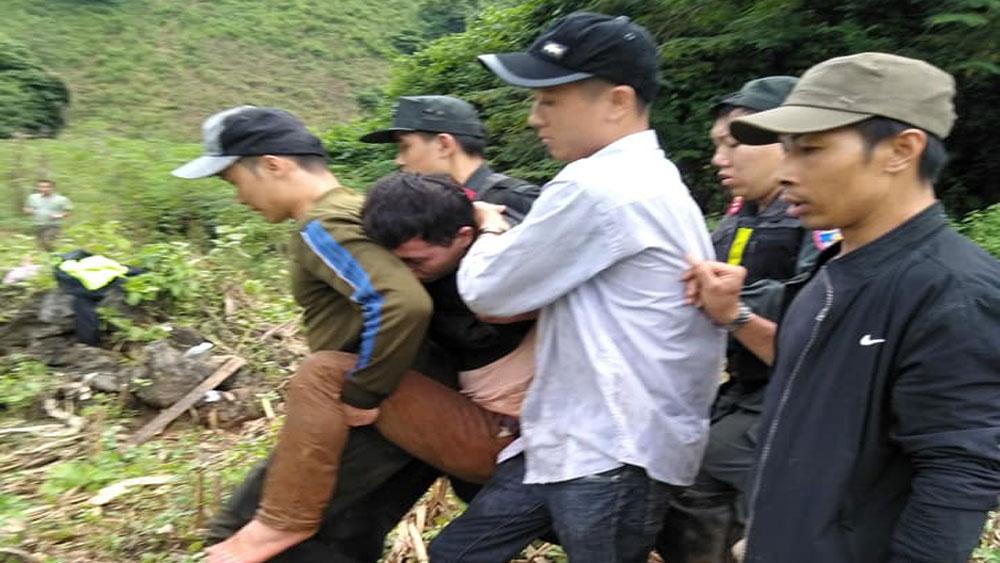 Bắt nghi phạm sát hại người lái xe ôm ở Sơn La