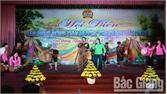 Hội diễn văn nghệ nông dân huyện Yên Dũng năm 2018