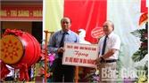 Chủ tịch UBND tỉnh Nguyễn Văn Linh dự lễ khai giảng tại Trường THPT Việt Yên số 2