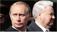 """Putin-""""quân cờ"""" cuối của Boris Yeltsin làm xoay chuyển quan hệ Nga-Mỹ"""
