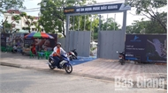 Yêu cầu dừng mọi hoạt động kinh doanh bất động sản tại Dự án Aqua Park, TP Bắc Giang