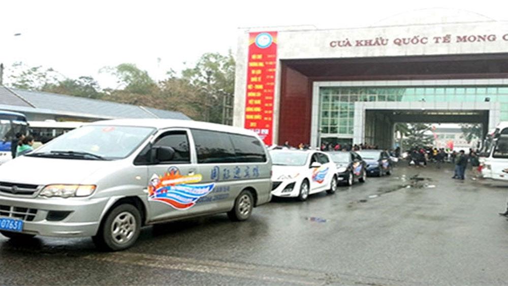 Khai thông tuyến du lịch tự lái xe qua biên giới Lạng Sơn-Quảng Tây