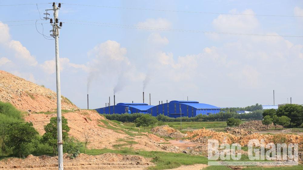 Bắc Giang, Bắc Ninh, sông Cầu, ô nhiễm môi trường, Lại Thanh Sơn, Nguyễn Hưng Thịnh
