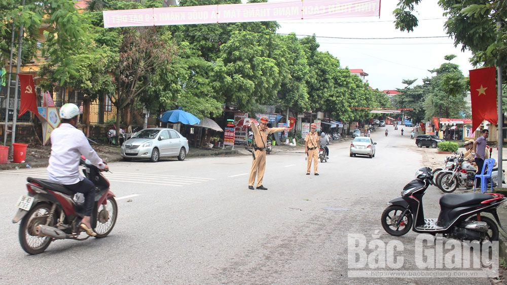 Kiềm chế tai nạn, giữ an toàn các tuyến đường