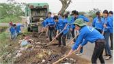 Tuổi trẻ Lục Nam thực hiện 72 công trình, phần việc thanh niên