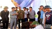 Hơn 210 lao động nông thôn được đào tạo nghề