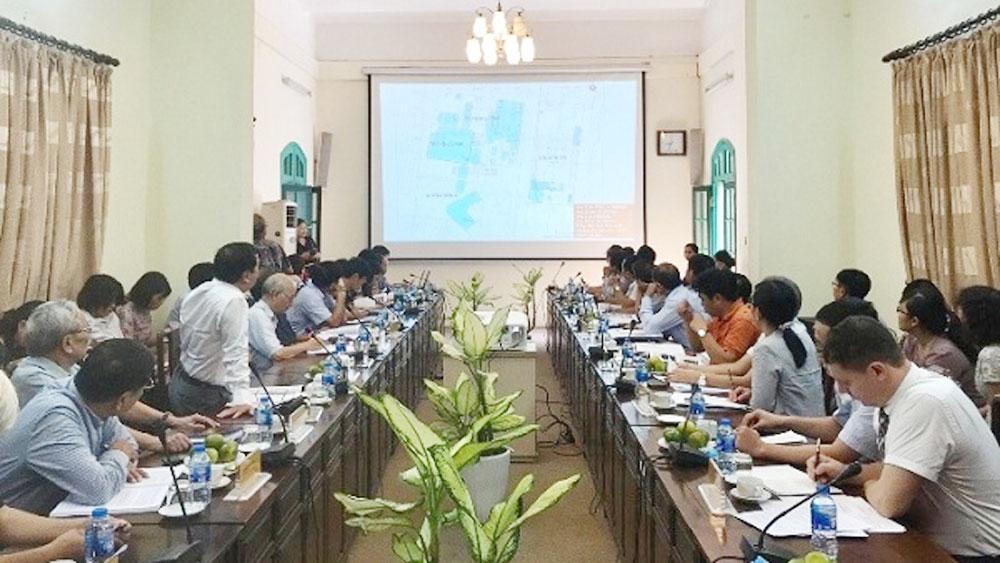Seminar highlights conservation of Thang Long Imperial Citadel