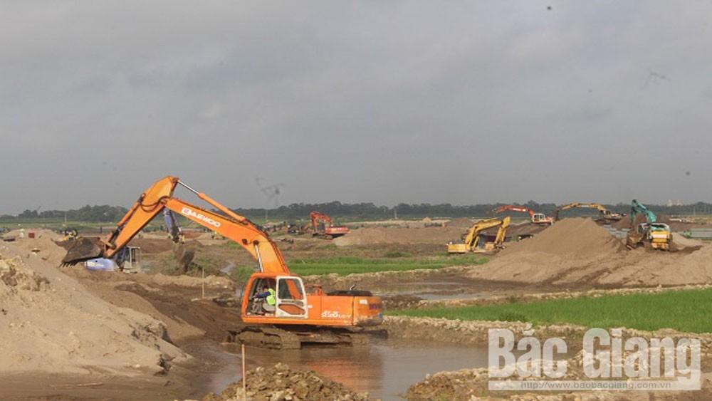 Cưỡng chế thu hồi đất dự án Khu công nghiệp Hòa Phú
