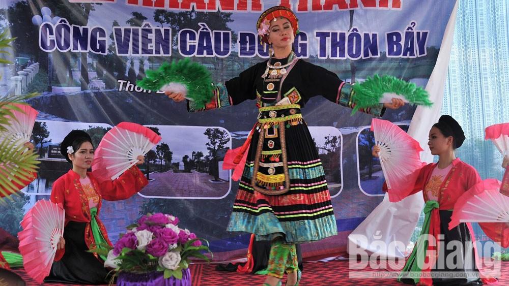 thôn Bẩy, xã Tăng Tiến, công viên vui chơi giải trí, Việt Yên