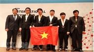 Bốn thí sinh Việt Nam dự thi Olympic Tin học đều giành huy chương