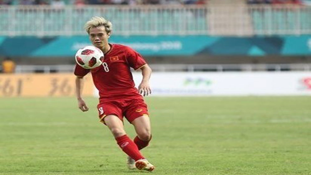 Vietnamese striker Toan's goal at ASIAD 2018 honoured