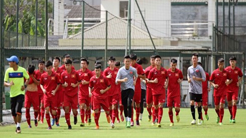 Vietnam to compete in U17 Jenesys 2018