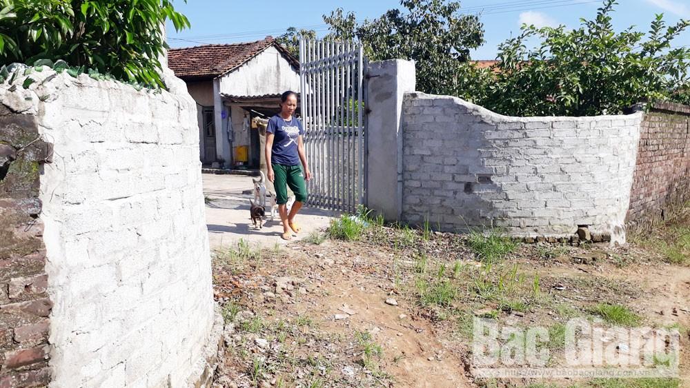 """Chậm cấp """"sổ đỏ"""" cho hộ di dân tại xã Quế Sơn (Sơn Động): Tái định cư nhưng chưa an cư"""