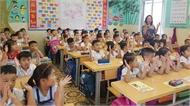 Sau 3 năm sử dụng, Bắc Giang tiếp tục triển khai bộ sách Tiếng Việt 1- Công nghệ Giáo dục