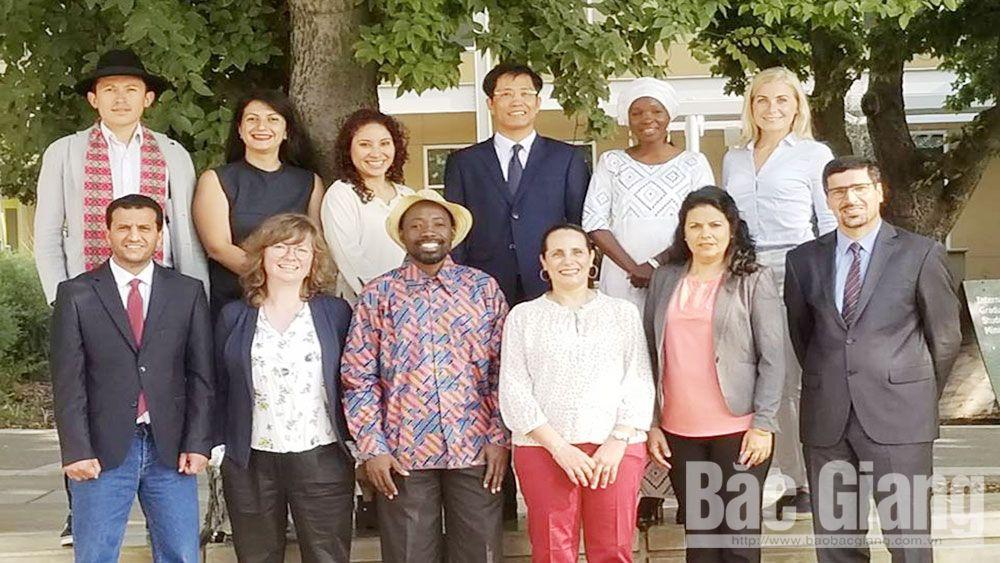 Youth Union Secretary Nguyen Ngoc Son wins prestigious Fulbright Scholarship
