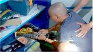 Nghi phạm cướp ngân hàng ở Khánh Hòa chế tạo 11 khẩu súng