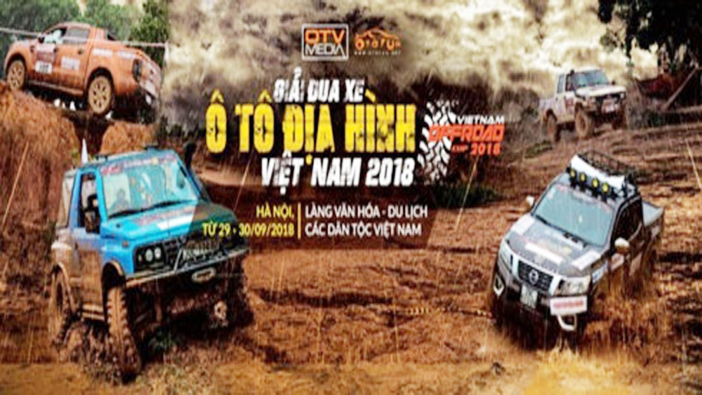 Vietnam offroad cup to start in Hanoi