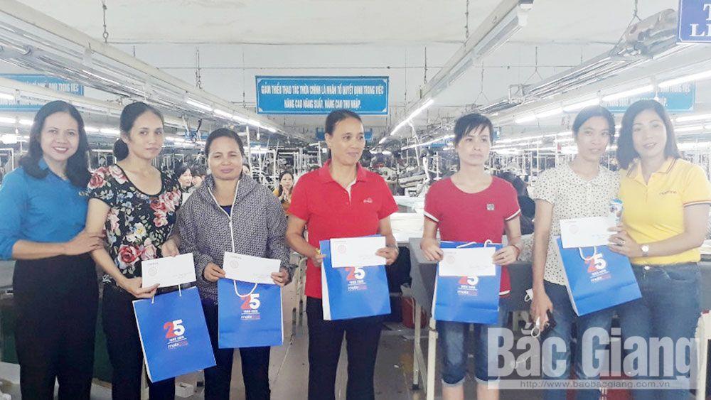Good deed for poor workers