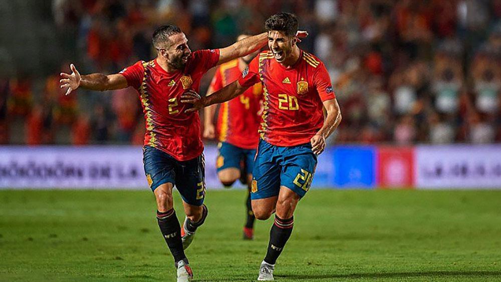 Tây Ban Nha, Croatia, UEFA Nations League, á quân World Cup