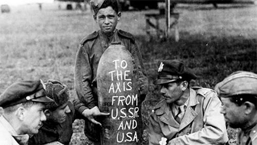 Chiến dịch ném bom của Mỹ từ căn cứ Liên Xô kết thúc bằng thảm họa