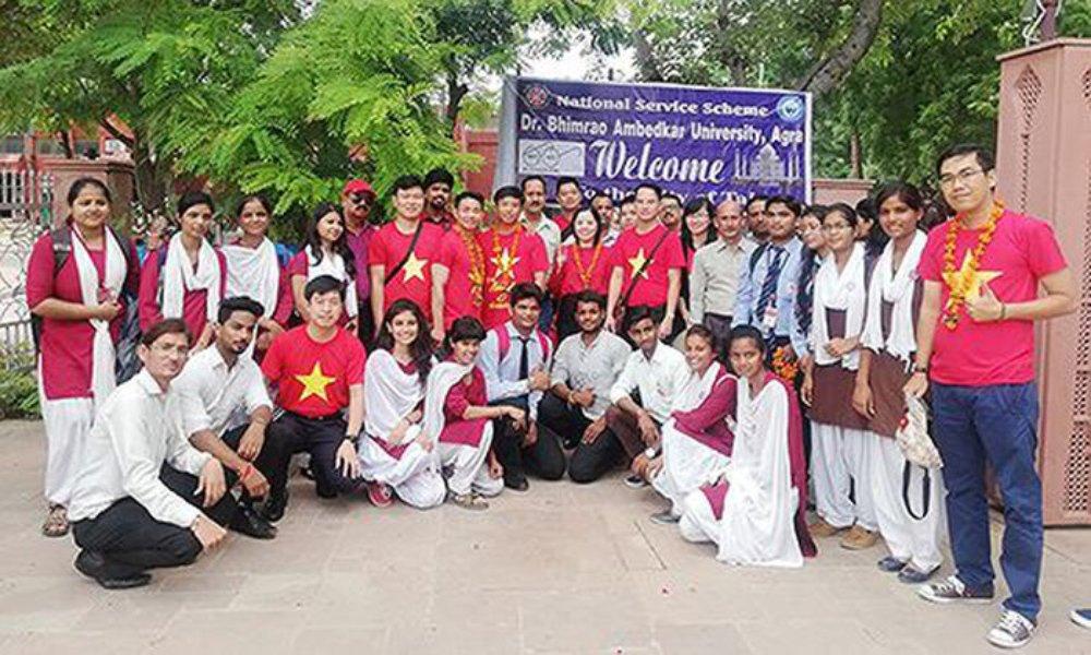 Ấn Độ, văn hóa Ấn Độ, hợp tác, New Delhi, đoàn Đại biểu, Đại sứ Tôn Sinh Thành, Trung Ương Đoàn