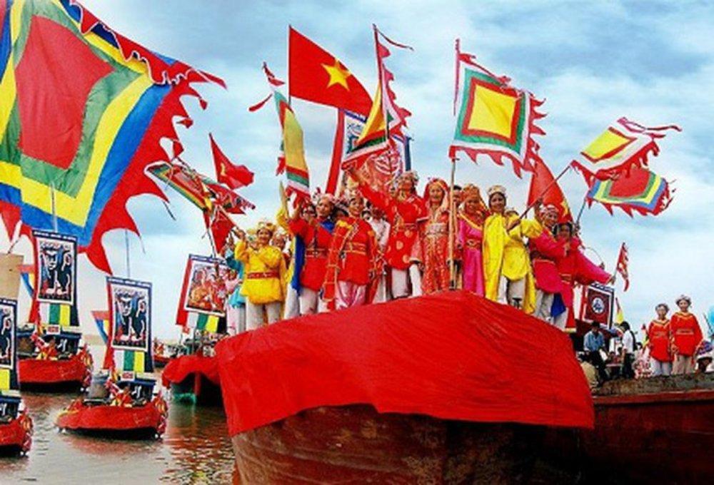 Lễ hội, biểu diễn, tổ chức, nghi thức, Côn Sơn-Kiếp Bạc, đời Trần, bảo đảm an ninh, nghệ thuật dân gian