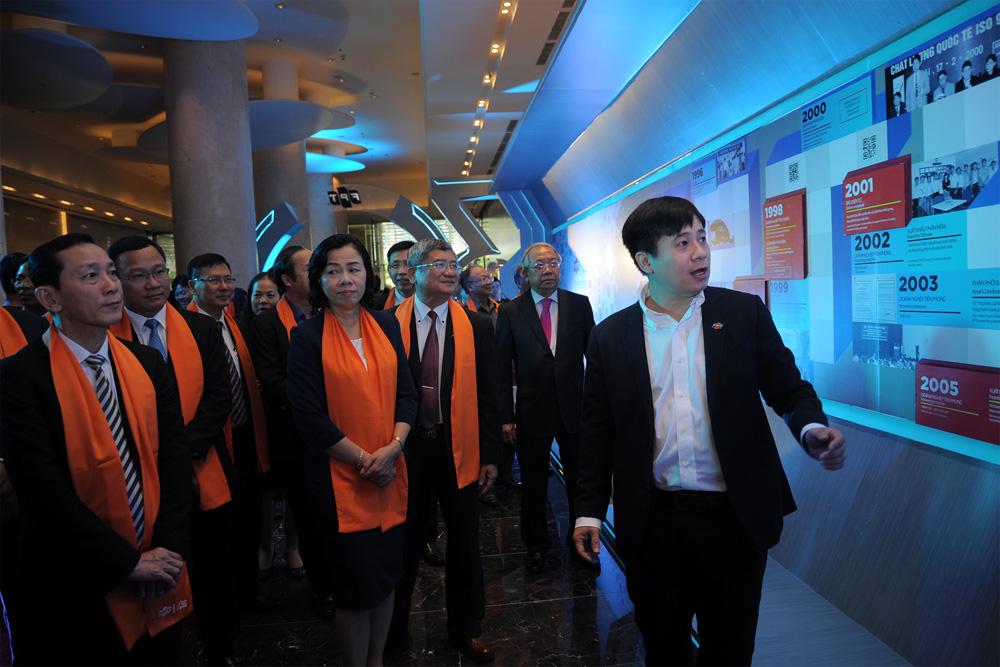 Tập đoàn FPT, sứ mệnh tiên phong, chuyển đổi số, Digital transformation, nền kinh tế Việt Nam,