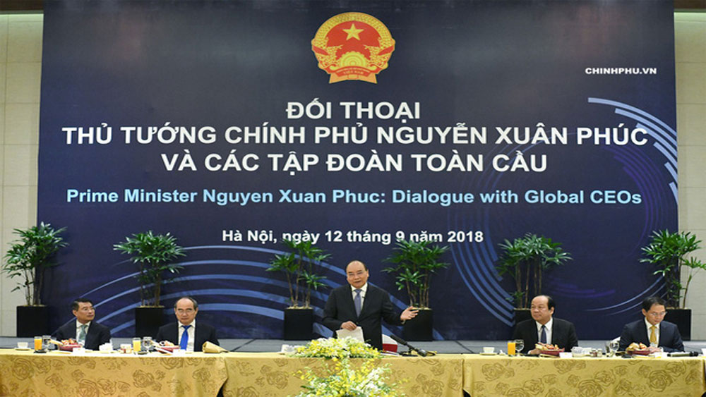 Thủ tướng, Facebook, Google, băn khoăn, đầu tư, Việt Nam