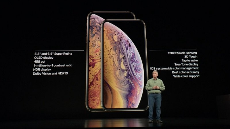 Apple ra mắt, iPhone Xr, iPhone Xs,iPhone Xs Max