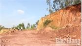 Khai thác khoáng sản tại Tân Yên (Bắc Giang): Tái phạm kéo dài