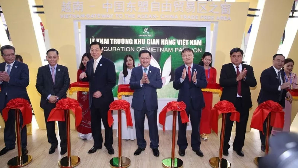 Deputy PM Vuong Dinh Hue attends China-ASEAN Expo in Nanning