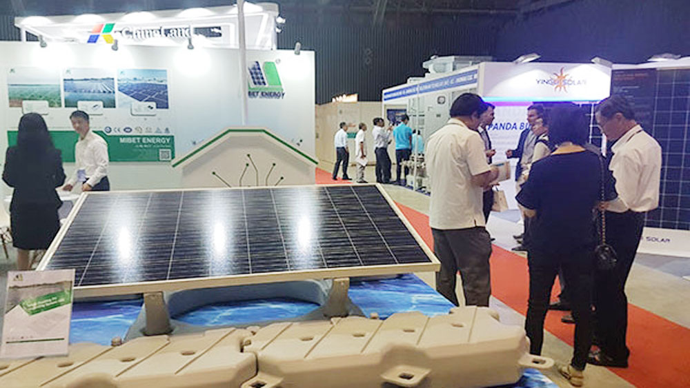 Electric and Power Vietnam 2018 opens