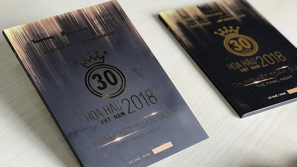 Tiết lộ, chiếc vé VIP, đặc biệt, đêm chung kết Hoa hậu Việt Nam 2018
