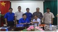 Hội Cựu Chiến binh tỉnh, Tỉnh đoàn ký kết chương trình phối hợp giai đoạn 2018-2022